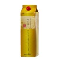 魚沼産こしひかり純米酒 パック 1.8L