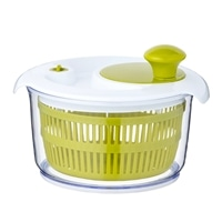 楽に回せる 野菜水切り器 Lサイズ
