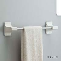 磁石で付く 浴用タオルハンガー