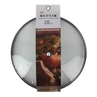 強化ガラス蓋 28cm用 GH4-28-1