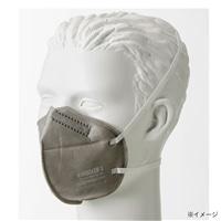 KUROCKER'S N95折り畳みマスク5枚入り グレー