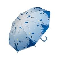 【数量限定・2019春夏】ビニールジャンプ傘 マリン