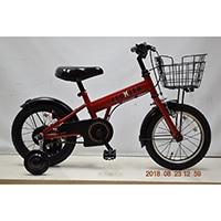 【自転車】【全国配送】幼児車 FECHTER II 14インチ レッド【別送品】