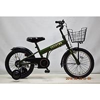 【自転車】【全国配送】幼児車 FECHTER II 16インチ カーキ【別送品】