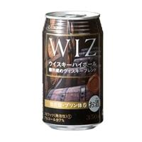【ケース販売】ウィスキー WIZ(ウィズ) ハイボール 強炭酸・プリン体0 缶 350ml×24本
