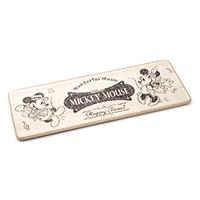 低反発キッチンマット ミッキーマウス 45×120