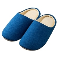 【数量限定・2019春夏】ルームスリッパ 27cm ブルー