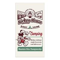 【数量限定】札用ぽち袋 ミッキーマウス キャンピング 3P