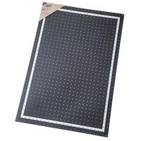 Kumimoku撥水デザインボード 黒板 600×900mm