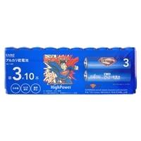 カインズ アルカリ乾電池 単3形 10本(SM)