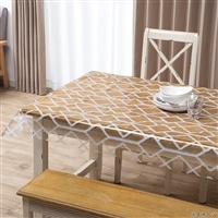 テーブルクロス マーブル 120×150