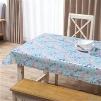 テーブルクロス フラワー 120×150