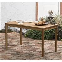 木製テーブル120cm WFD1260