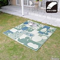 【2019春夏】ストローラグ ミッキーマウス 180×180