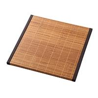 ずれにくい厚手平竹システム畳 58 ブラウン