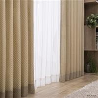 4枚組セットカーテン ウィンディア 150×210