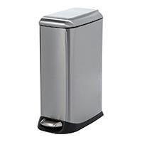 【trv】静かにしまるゴミ箱20L