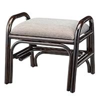 籐立ち上がりやすい椅子