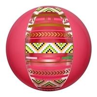 ビーチボール ピンク 50cm
