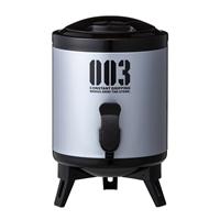 【数量限定】スポーツ飲料対応保冷用ウォータージャグ 3型 ブラック