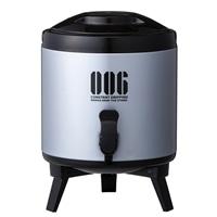 【2019春夏】スポーツ飲料対応保冷用ウォータージャグ 6型 ブラック