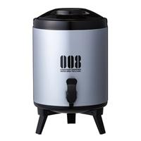 【2019春夏】スポーツ飲料対応保冷用ウォータージャグ 8型 ブラック