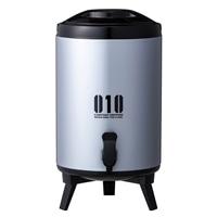【2019春夏】スポーツ飲料対応保冷用ウォータージャグ 10型 ブラック