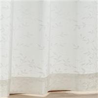 【店舗取り置き限定】ペットと快適 ソードリーフ 100×175cm 2枚組 レースカーテン