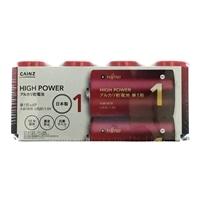 FDK カインズハイパワー アルカリ乾電池 単1形×4P LR03/1.5V