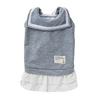 【数量限定・2019春夏】スカート付きセーラー グレー SD