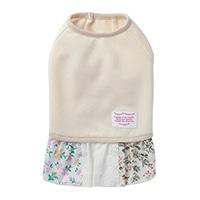 【数量限定・2019春夏】花柄スカート付きウェア SD