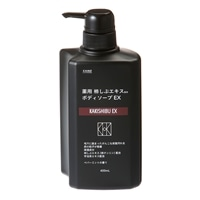 カインズ 薬用柿しぶエキス配合 ボディソープEX ペパーミントの香り 本体 400ml