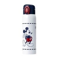 洗いやすい超軽量ボトル 480ml ミッキー&ミニー
