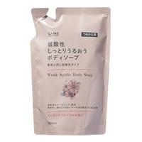 CAINZ 弱酸性 しっとりうるおう ボディソープ エレガントフローラルの香り 詰替用 500ml