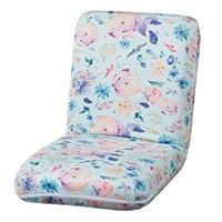 コンパクト座椅子専用カバー フラワー