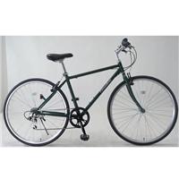 【自転車】クロスバイク アヴェントゥーラ AVVENTURA 外装6段 700×28C グリーン