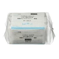 片手で開けられる除菌ウェットティシュー 横型 ノンアルコールタイプ つめかえ用 60枚×3P