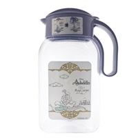 【数量限定・2019春夏】飲み頃になると柄が変わる冷水筒 1.8L アラジン