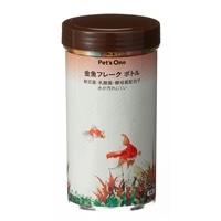 ペッツワン 金魚フレーク ボトル 50g