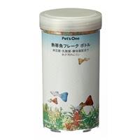 ペッツワン 熱帯魚フレーク ボトル 50g