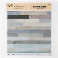 Kumimoku デザインシート 木材 ミックス