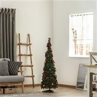 ポップアップクリスマスセットツリー スリム 120cm GN