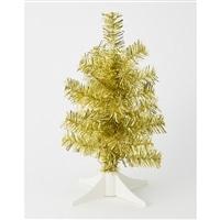 【数量限定】テーブルツリー ゴールド 30cm