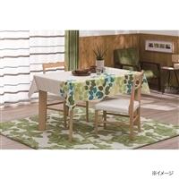 菌や臭いを防ぐテーブルクロス スプリング 120×150