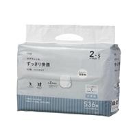 【ケース販売】CAINZ ケアフィール すっきり快適 うす型 パンツタイプ S お徳用 108枚(36枚×3個)[4549509608684×3]