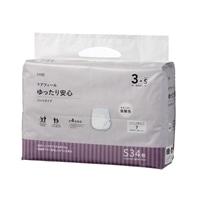 【ケース販売】CAINZ ケアフィール ゆったり安心 パンツタイプ S 68枚(34枚×2個)[4549509608783×2]