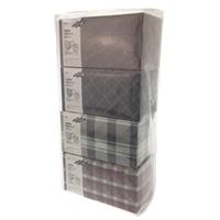 三層構造 不織布マスク 大人用 ふつう 60枚×4個パック デザインボックス