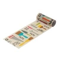 Kumimoku マスキングテープ ツール 10cm×2m