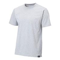 【数量限定】KUROCKER'S COVEROSS WIZZARD 綿Tシャツ 丸首 半袖 グレー 3L