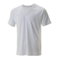 【2020春夏】スピードドライ Tシャツ V首 ホワイト M